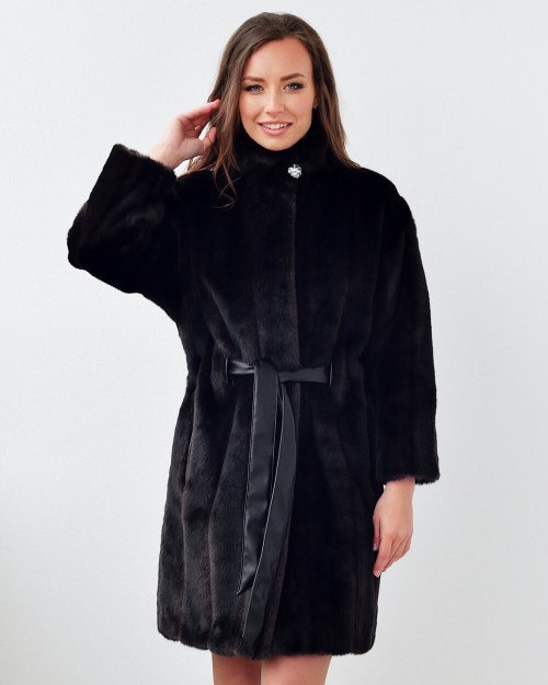 "Faux Fur Coat ""Ultra-Feminine"""