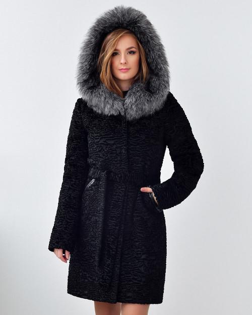 """Faux Fur Coat """"Chic Vibes"""""""