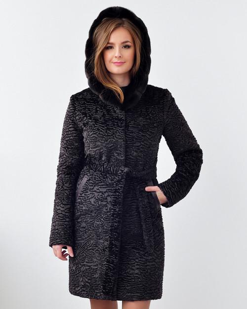 """Faux Fur Coat """"Look Super Cool"""""""
