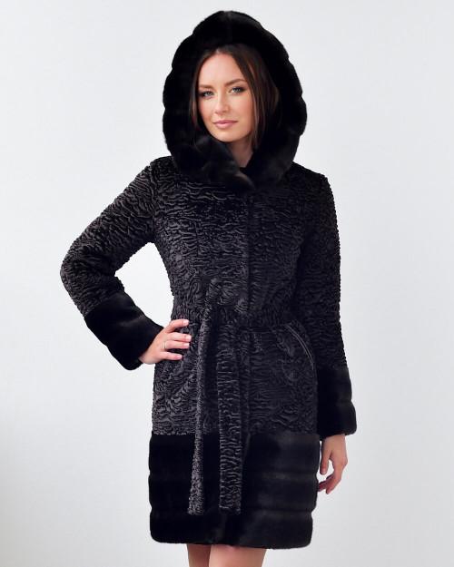"""Faux Fur Coat """"Statement Style"""""""