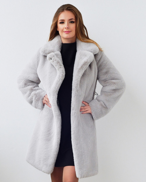 "Faux Fur Coat ""For Every Fashionista"""