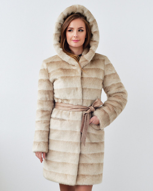 "Faux Fur Coat ""So Comfy & Elegant"""