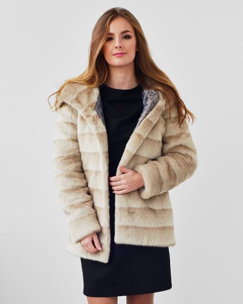 """Faux Fur Coat """"Comfy"""""""