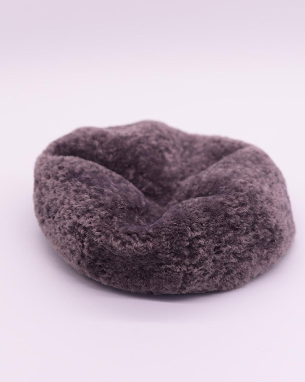 """Faux Fur Hat """"Retro Style"""""""