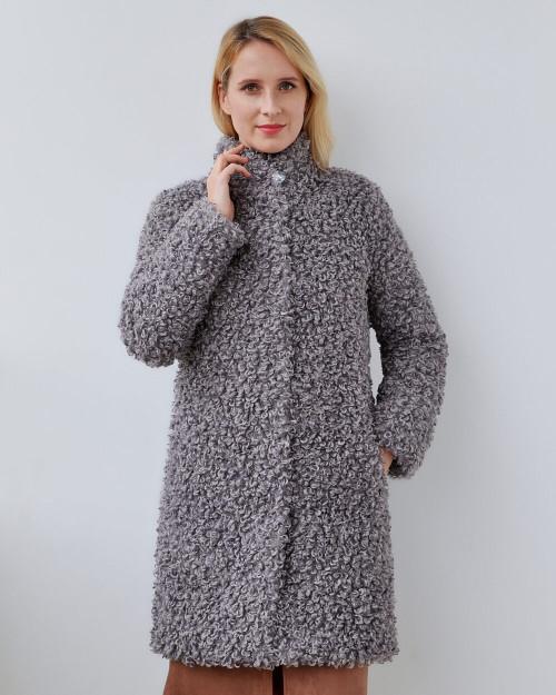 "Faux Fur Coat ""My Top Pick"""