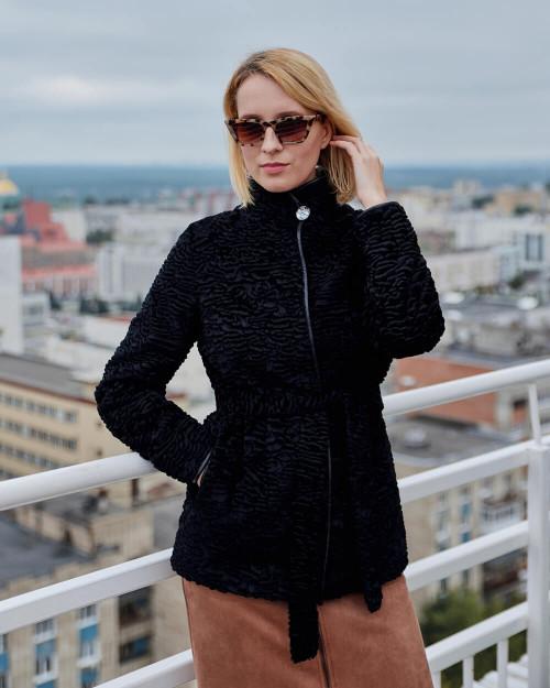 "Faux Fur Coat ""Elegant Look"""