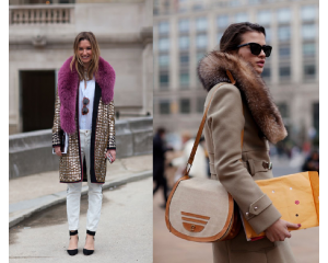 Faux Fur Collar - Chic Accessory for Winter