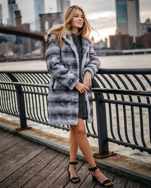 08f867b60f6 Faux Fur Coat